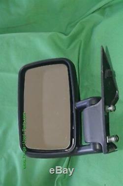 02-06 Mercedes Freightliner Dodge Sprinter Manual Door Mirror Side LH