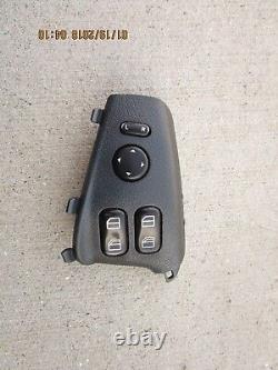 03 06 Mercedes Sprinter 2d Cargo Van Front Lh Side Master Power Window Switch