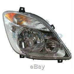 07-13 Sprinter 2500/3500 Van Front Headlight Headlamp Halogen Light Right Side