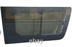 07-18 Mercedes Sprinter Passenger Side Sliding Door half-slider Window, vent