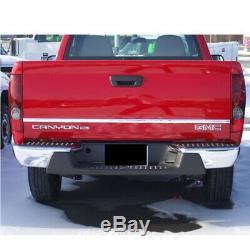 1-3/16 Wide Chrome Silver Molding Trim Car Truck Body Side Bumper Strip 80Feet