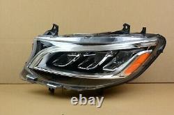 19 20 21 Mercedes Sprinter LED Headlight Left LH Driver Side OEM Complete