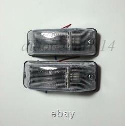 1Pair White Side Indicator Marker Lights E1 Mark for MERCEDES SPRINTER / 403 Bus