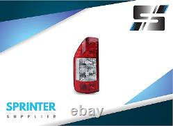 2000 2006 Sprinter TAIL LIGHT EURO Driver Side fits Mercedes Dodge withSocket