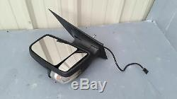 2007-2012 Dodge Sprinter 2500 W906 Front Left Driver Side Rear View Mirror Oem