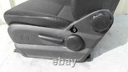 2007-2012 Mercedes Sprinter W906 Front Left Driver Side Seat Cloth Black Oem