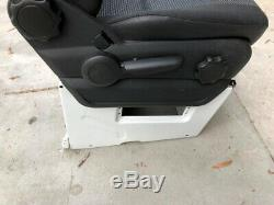 2007-2012 Sprinter 2500 W906 Front Right Passenger Side Seat With Base Oem 07-12
