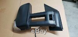 2007-2018 Mercedes Sprinter Passenger Side Tow RV Extended Rear View Mirror OEM