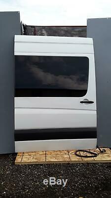 2010 2017 Mercedes Sprinter W906 Right Passenger Side Sliding Door White Oem