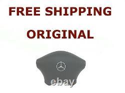 2010-2018 Mercedes-Benz Sprinter 2500-3500 driver side airbag BLACK A9068601900