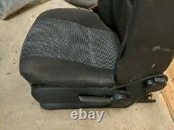 2010 Mercedes Sprinter 3500 Drivers Left Oem Front Seat Gray Lh Van Manual Side