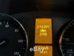 2011 (61) Mercedes Sprinter 313 CDi LWB High roof SIDE FRAIL GLASS CARRIER