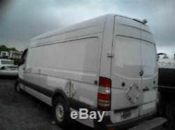 2011 Sprinter Van 2500 Passenger Side Front Door Assembly