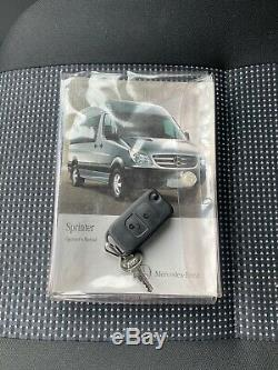 2012 Mercedes-Benz Sprinter 3500