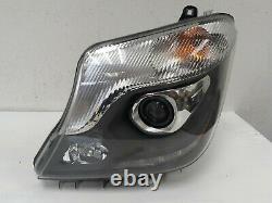2014 18 Mercedes Benz Sprinter Headlight Driver Side Xenon Oem B5177