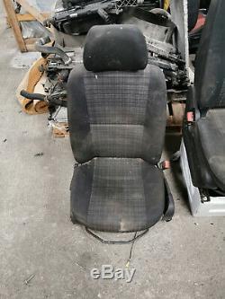 2014 Mercedes Benz Sprinter Passenger Side Seat
