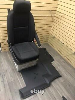 2019 2020 Mercedes Dodge Sprinter Front Right Side Seat Frame Floor Mat Oem