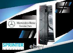 2019 Genuine Mercedes Sprinter Tail Light LEFT DRIVER Side Assembly Bulbs Socket