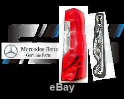 2019 Genuine Mercedes Sprinter Tail Light RIGHT PASSENGER Side Assembly w Socket