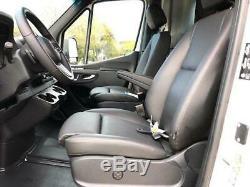 2019 Mercedes-Benz Sprinter 170 16' Morgan Box Side Door, Over $60K MSRP