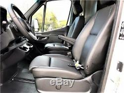 2019 Mercedes-Benz Sprinter Cargo 3500 170 Cargo Side Door/Cab Entry Box Truck