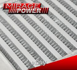 22.75 X11X3 Turbo Intercooler Same Side Inlet & Outlet Dc2 Dc5 Ek9 Eg Cd Cb