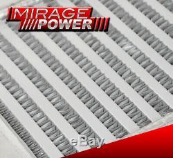 22.75 X11X3 Turbo Intercooler Same Side Inlet & Outlet Mr2 Supra 7Mgte 1Jzgte