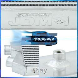 25 X 11 X 2.75 Aluminum Front Intercooler System Tube And Fin 2.5 Same Side