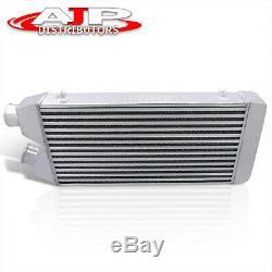 27.5X11X2.75 Universal FMIC Turbo Charger Aluminum Intercooler Same Side I/O