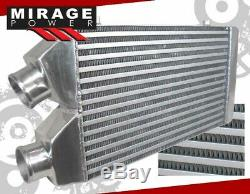28 X 11 X 2.5 Fmic Front Mount Intercooler Side Inlet/Outlet Core For Nissan
