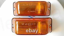 2x Side Indicator Marker Light Lamp Orange MERCEDES SPRINTER / 403 Bus E1 Mark