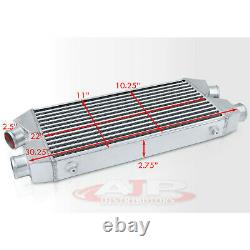 30 x 11 x 3 Dual Same Side In/Out Turbo/Super Charger FMIC Racing Intercooler