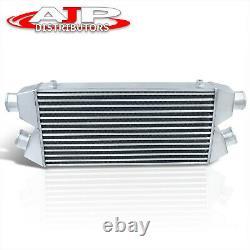 30 x 11 x 3 Universal FMIC Turbo Charger Aluminum Intercooler Same Side I/O