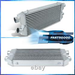 30x11x3 Aluminum Front Intercooler System Tube And Fin 2.5 Dual Same Side