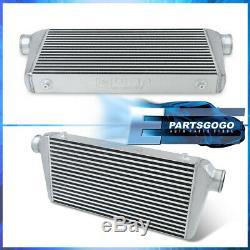 31X11.75X3 Light Weight Aluminum Front Mount Intercooler Bar Plate For 350Z 370Z
