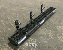 AMAZON DELIVERY VAN 7 SIDE STEP FOR MERCEDES SPRINTER With 2 EXTENSIONS