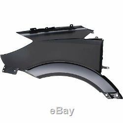 CAPA Fender Front Quarter Panel Passenger Right Side for Mercedes RH Hand