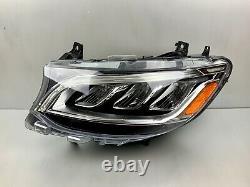 Complete 19 20 21 Mercedes Sprinter LED Headlight Left LH Driver Side OEM