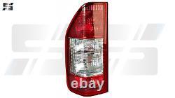Driver Side Sprinter TAIL LIGHT EURO fits Mercedes Dodge 2000 2006