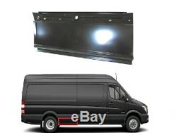 Fits MB Sprinter 10-18 Extended Passenger Right Rear Wheelhouse Side Lower Body