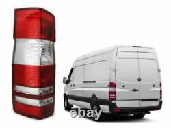 For 07-18 Mercedes Dodge Sprinter Left Driver Side Rear Tail Light Without Board