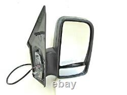 For MB Sprinter Van Right Passenger Side View Mirror Short Arm Heated Signal
