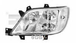 For MERCEDES-BENZ Sprinter 2-T Van W90W902, 1995-2006 Headlight Left 9018202661