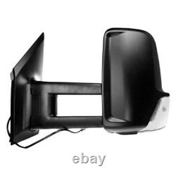 For Mercedes-Benz Sprinter 2500 10-14 Towing Mirror Driver Side Manual Towing