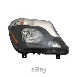 For Mercedes-Benz Sprinter 3500 14-18 Passenger Side Replacement Headlight