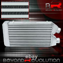 Front Mount Intercooler 25 x 11 x 2.75 Same Side Inlet & Outlet Universal