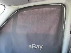 Full Set RV Mercedes Sprinter van privacy curtain shades front and side windows