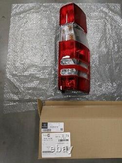 Genuine Mercedes 906 Chassis Sprinter Tail Light, Passenger Side 9068202764