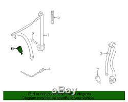 Genuine OEM Mercedes Benz Sprinter 2500 3500 Left Side Front Seat Belt Buckle