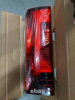 Genuine OEM Mercedes Sprinter Passenger Side Tail Light Assembly Partial LED